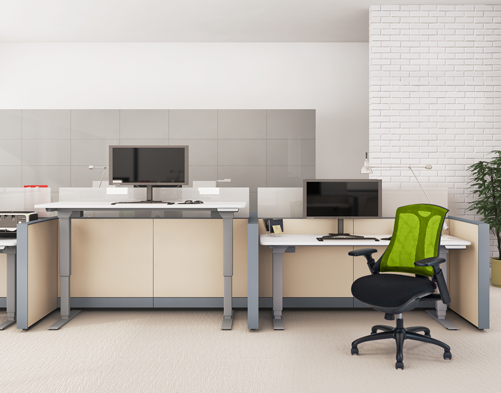 how ergonomic is your office space? | thrifty blog