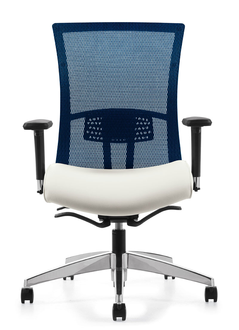 Global Upholstery Office Chairs Global Industries 2671 4al Global Accord Medium Back Vion