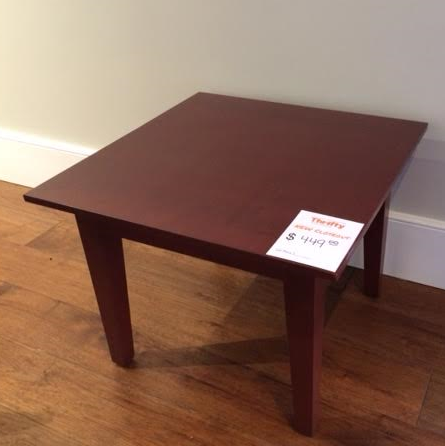 Global Dawson Series End Table