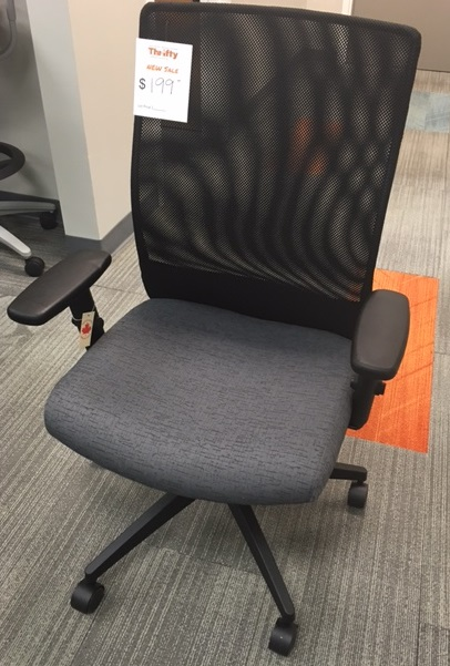 Global Weev Granite Rock Task Chair