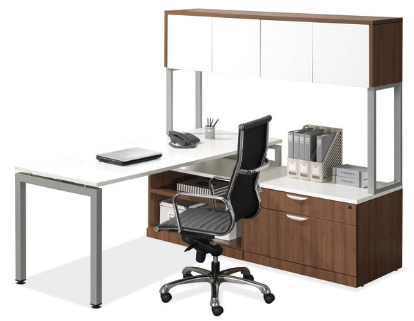 how to clean laminate office furniture