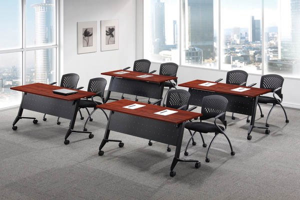 Flip Top Nesting Tables OfficeSource Thrifty Office