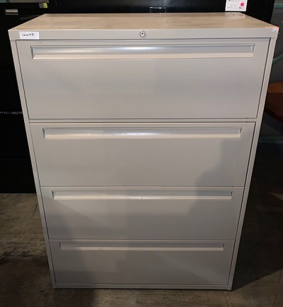 "36"" 4 Drawer Lateral File"
