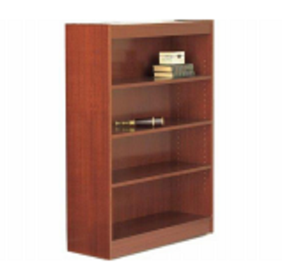 "60"" Cherry Norsons Essentials Bookcase"
