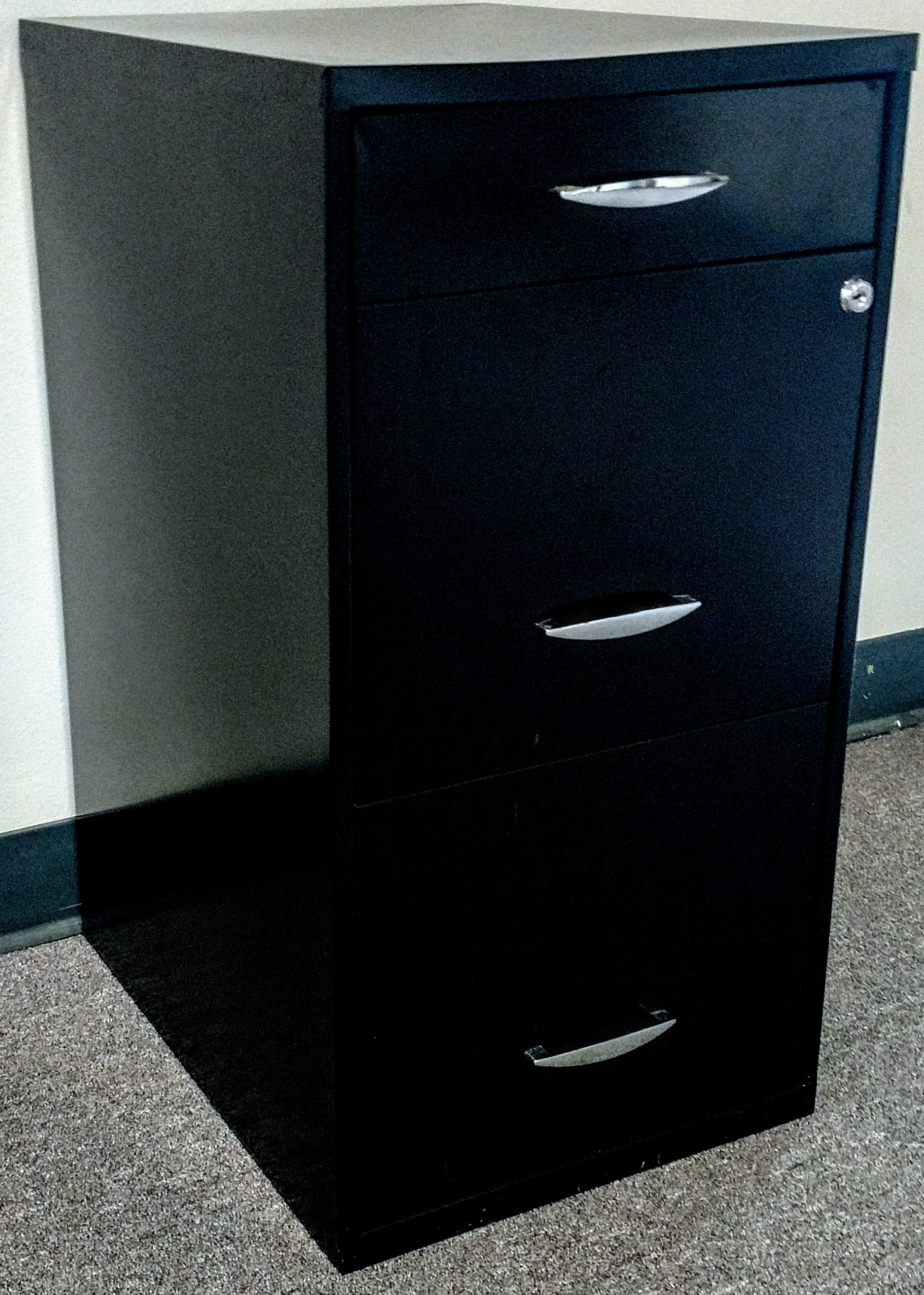 3 Drawer Vertical File