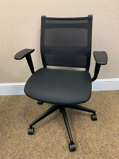 Sit-On-It Task Chair