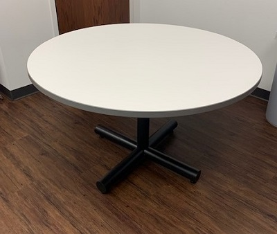 "48"" Round Breakroom Table"