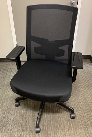 UAB High Back Manager Chair