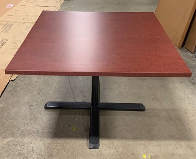 Square Cherry Table