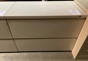 "36"" 2 Drawer Lateral File"
