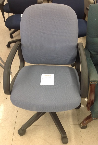 Fixed Arm Task Chair
