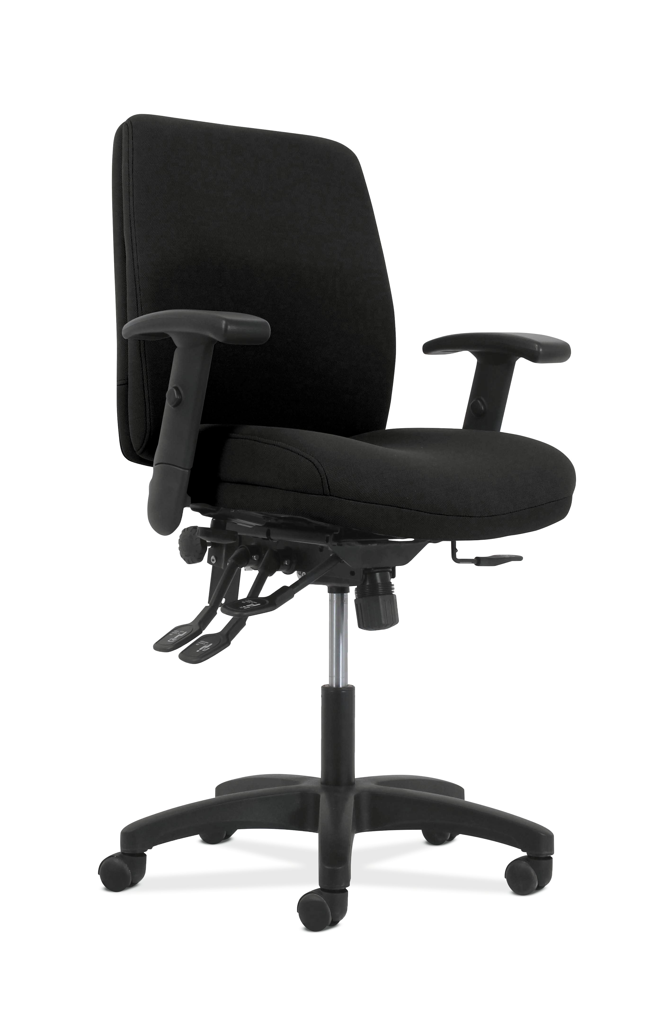 HON Network Mid Back Desk Chair