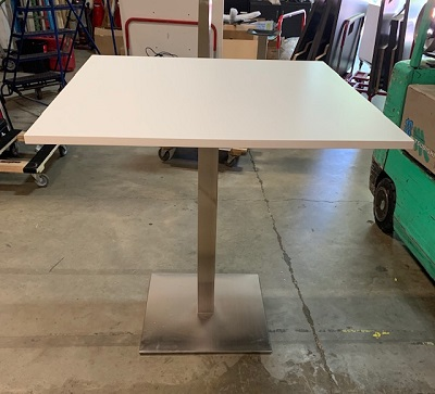 "42"" Square Breakroom Table"