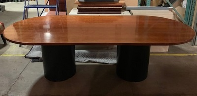 Mahogany 8Ft. Conference Table