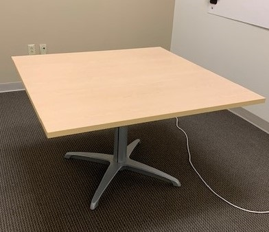 Square Conference Table