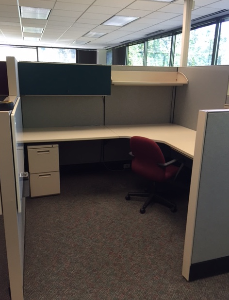 Herman Miller Q Cubicles Uf99x Thrifty Office Furniture