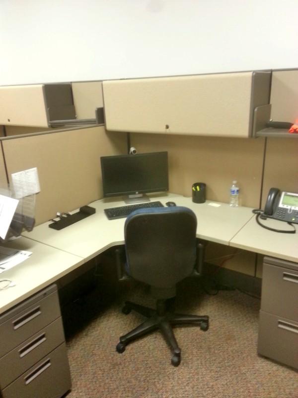 Herman Miller Ao3 6 X 6 Cubes 110316a Thrifty Office