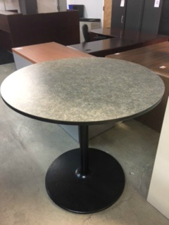Spec cafe height round table 121916a thrifty office for Round table 99 rosenheim
