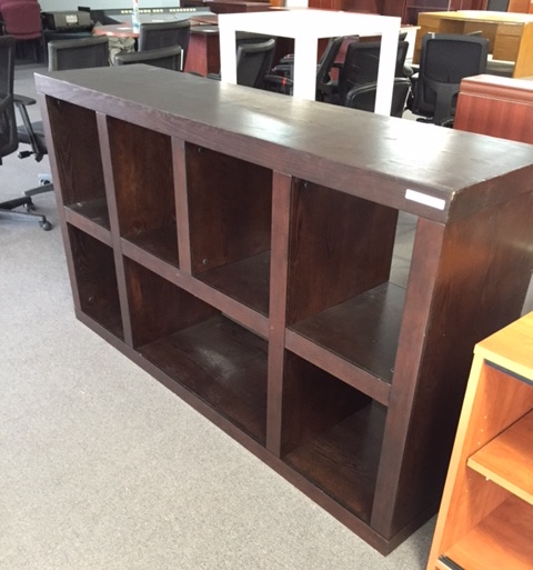 Wood Veneer Bookcase 011817dd Thrifty Office Furniture