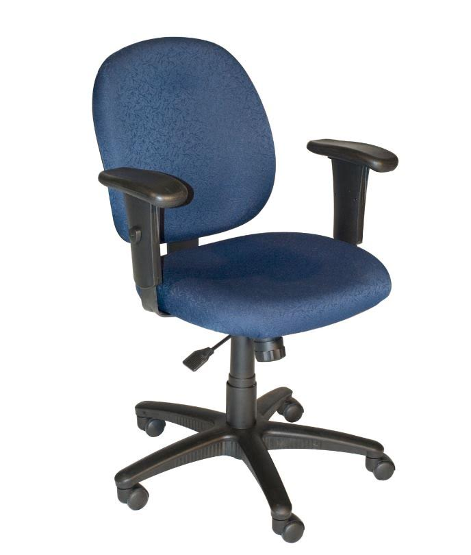 HPFi Lynx Ergonomic Task Chair in Blue