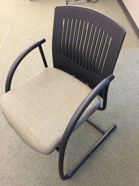 Sled Base Side Chairs