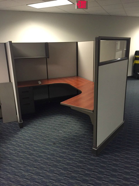 Herman Miller Ao2 Cubicles Uf99x Thrifty Office Furniture