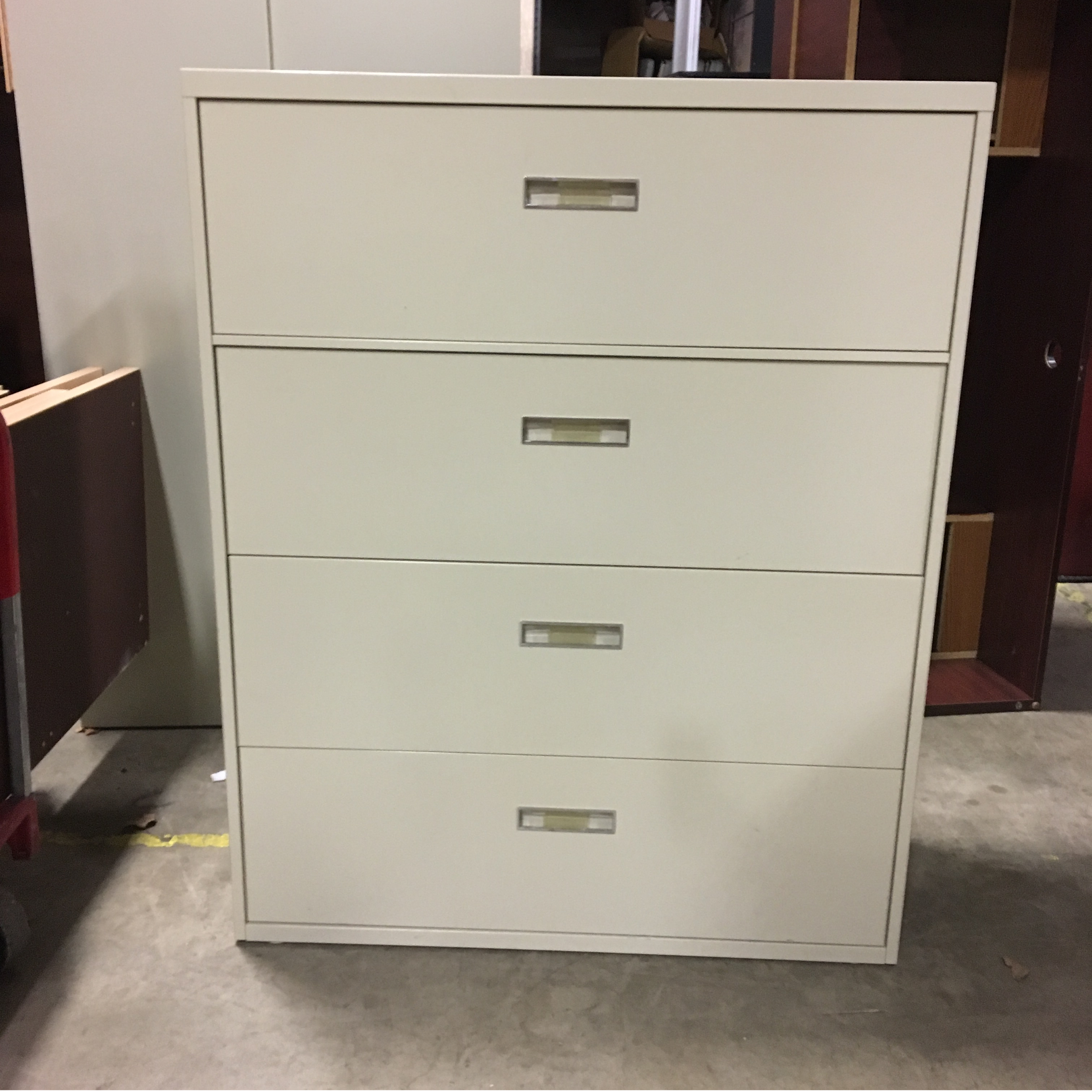 Used 4 Drawer Lateral File Cabinet