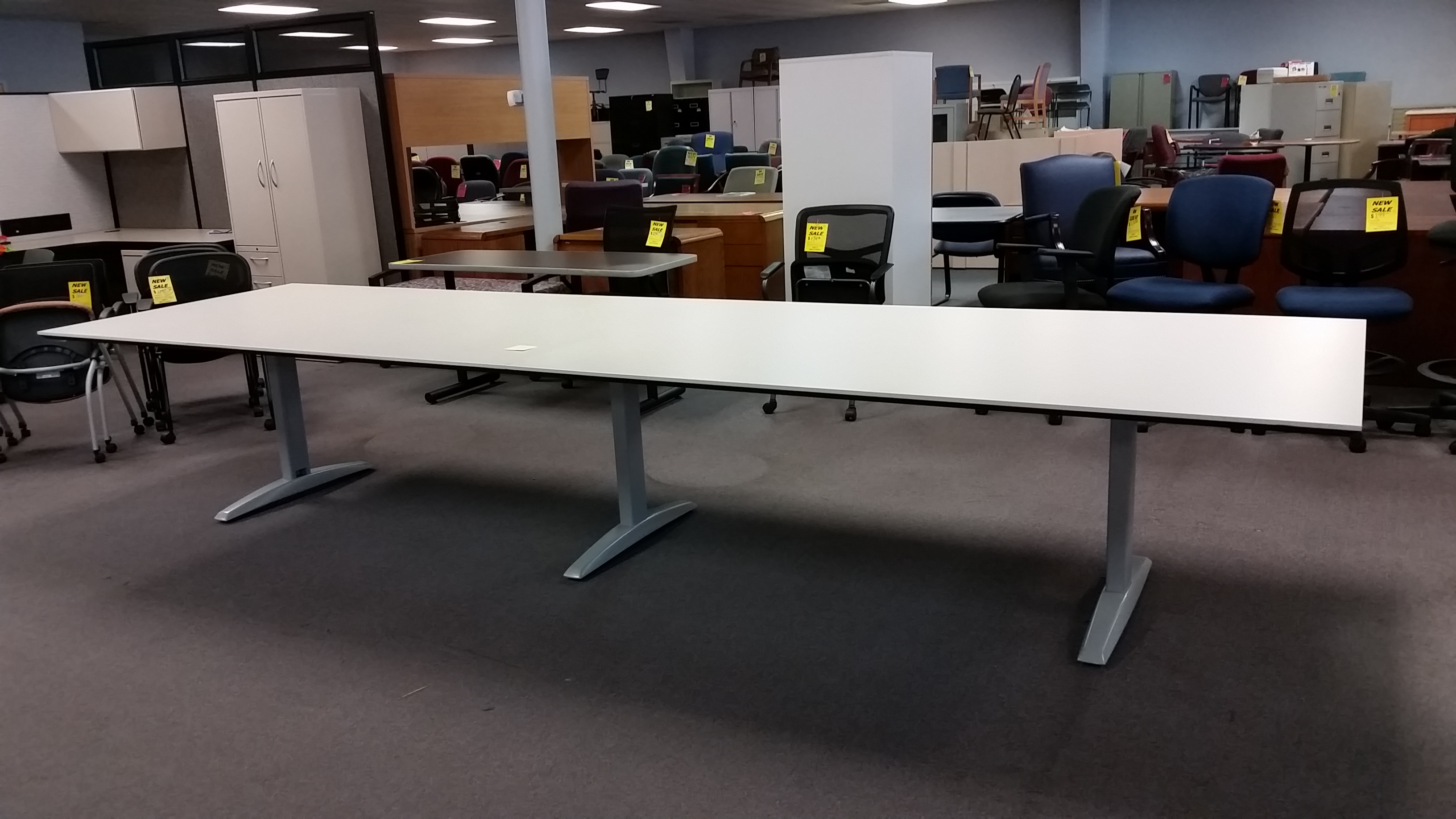 HON Conference Table Thrifty Office Furniture - 14 ft conference table