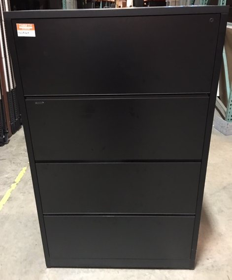 HON 10500 4 Drawer Lateral File Cabinet