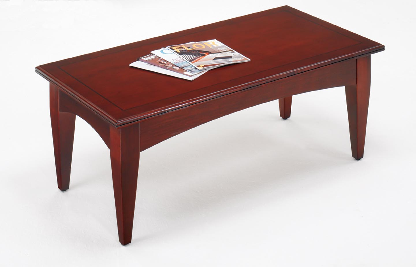 DMI Belmont Veneer Coffee Table