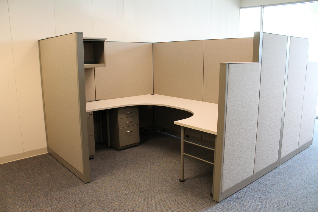 Steelcase 7 X 8 Cubicles 101515b Thrifty Office